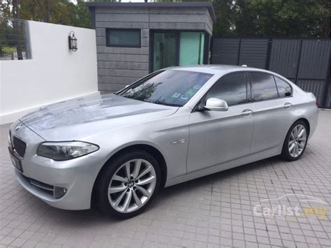 Bmw 528i 2010 3.0 In Selangor Automatic Sedan Silver For