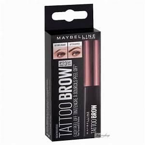 MAYBELLINE - TATTOO BROW - Eyebrow mascara