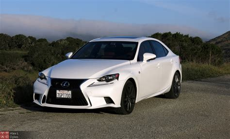 lexus is f sport 2015 lexus is 350 f sport engine 004 the truth about cars
