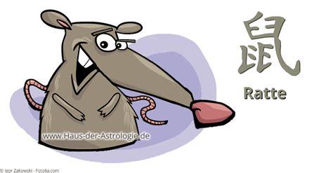 Ratte Im Chinesischen Horoskop