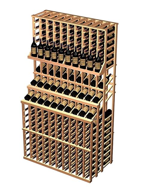 how to make a wine rack in a cabinet creative wine rack inspiration with wood wine rack plans