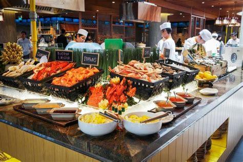 seafood buffets  singapore    shellfish