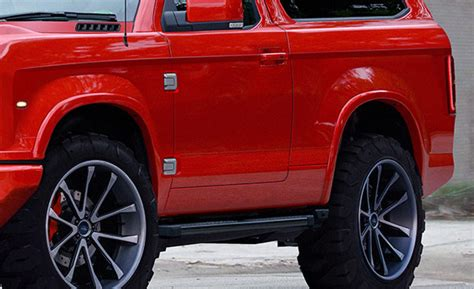 ford bronco price release date specs pictures