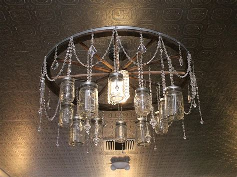 verna and bob s weblog 187 jar chandelier