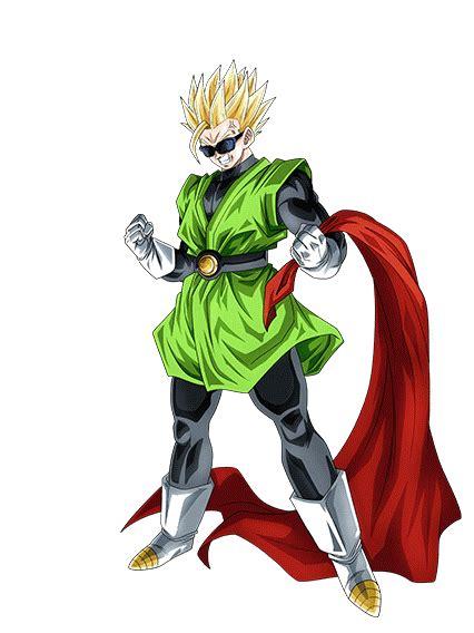 awakened ur furious instincts great saiyaman ss super