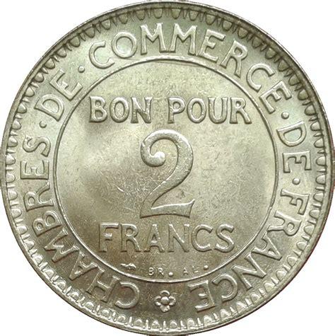 chambre de commerce de 2 francs chambres de commerce numista