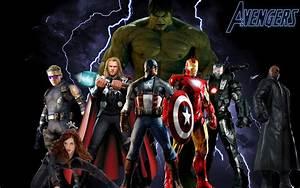 Avengers desktop