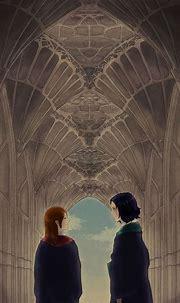 Harry Potter Mobile Wallpaper #695432 - Zerochan Anime ...