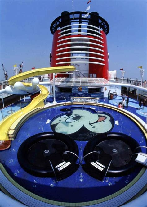 disney magic cruise ship docks in dublin port take a inside the luxury liner