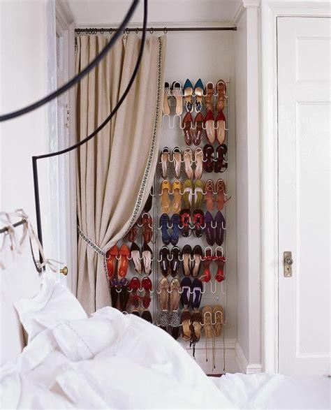 rideau pour chambre adulte dressing avec rideau 25 propositions pratiques et jolies