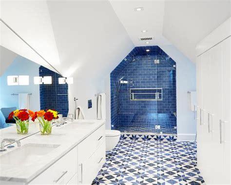 luxurious walk  showers hgtv