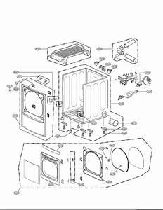 Lg Dryer Dlgx5171v