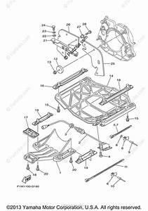 Yamaha Waverunner 2009 Oem Parts Diagram For Jet Unit 4