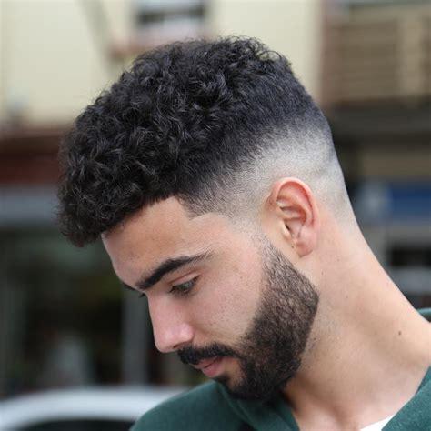 top  effortless haircuts hairstyles  men curly hair