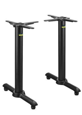 AUTO-ADJUST KT22 Table Base (with Height-Adjustable