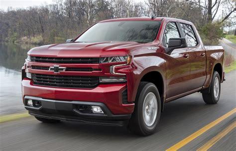 Chevrolet 2019 : 2019 Chevrolet Silverado