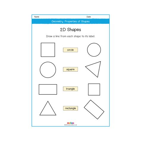 year 1 geometry worksheets geometry properties of shapes year 1 worksheets maths