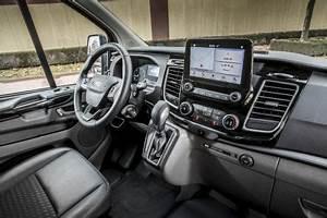 Nouveau Ford Custom : ford transit custom 2018 le custom 2 0 l 39 argus ~ Medecine-chirurgie-esthetiques.com Avis de Voitures