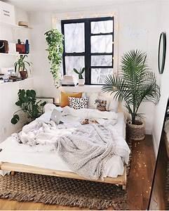 Minimalist, Bedroom, With, Plants, Dream, Bedroom, In, 2019, Bedroom, In, 2020