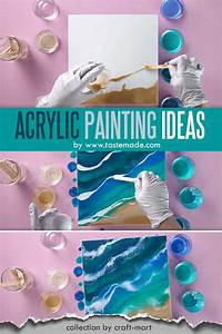Easy, Acrylic, Painting, Ideas, For, Beginners, On, Canvas
