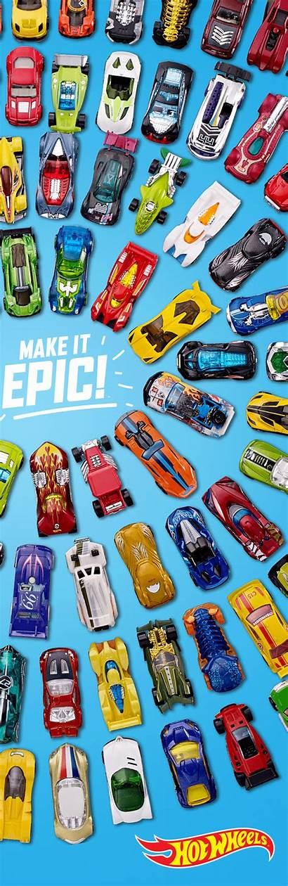 Wheels Cars Toys Hotwheels Pack Matchbox Fun