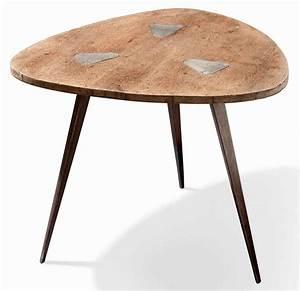 Table Jean Prouvé : jean prouve 1901 1984 table tripode prototype vers ~ Melissatoandfro.com Idées de Décoration