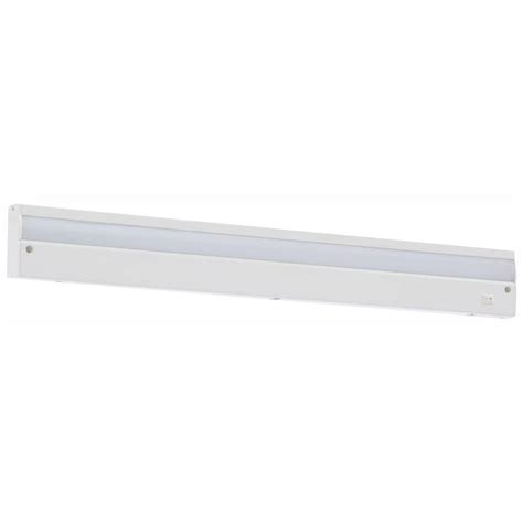 Commercial Electric Cabinet Lighting by Commercial Electric 24 In Led White Direct Wire
