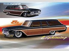 Station Wagons From The 60s Autos Post