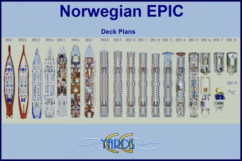Epic Deck Plans by Epic 1 1 Scale Replica Interior
