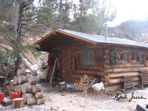 almighty log cabin building thread trapperman forums