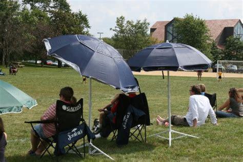 sale joe shade portable sports umbrella baseball soccer lacrosse blue black friday adn