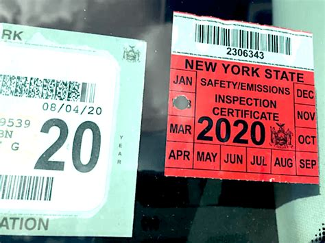 Frequently asked questions about the nys license center How To Renew Vehicle Registration In New York: Online, NY DMV & By Mail - eTags - Vehicle ...