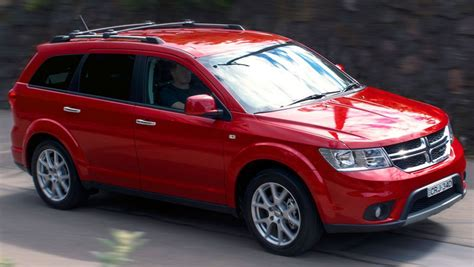 dodge journey 2016 2016 dodge journey r t review road test carsguide