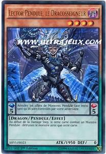 UltraJeux Lector Pendule Le Dracosseigneur SHVI FR023