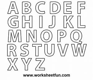 a z alphabet coloring pages download and print for free With picture letters free