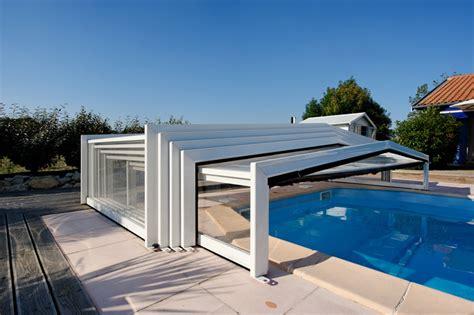 abri piscine sans rail abri piscine t 233 lescopique sans rail guide piscine house