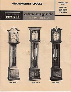 Wards Grandfather Clocks