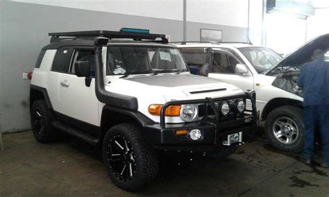 Toyota Fj Replacement by Toyota Land Cruiser Fj Series Bzt Replacement Bumper