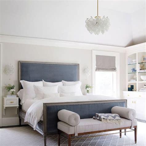 chambre couleur bleu et gris chambre bleu et gris idées déco en tons neutres et froids