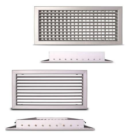 adjustable ventilation grille casafan alg d and alg o