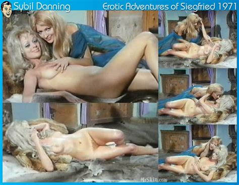 Skintroducing Chained Heat Star Sybil Danning Pics