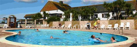 Swimming Pool : Holiday Park In Cornwall With Swimming Pools