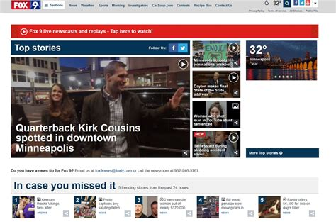 Watch Kmsp Online & Streaming For Free