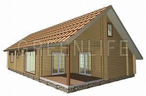 Maison En Bois Tout Compris : maison bois louisa 114 tage maison bois greenlife ~ Melissatoandfro.com Idées de Décoration