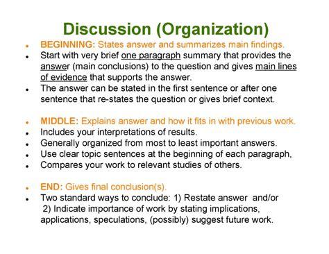 write  scientific manuscript michael terns
