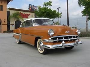 1954 Chevrolet Bel Air 2 Door Sport Coupe
