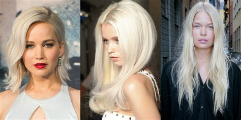 guide  blonde hair colors shades