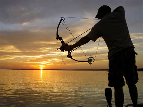 bowfishing  California Outdoors Q and A
