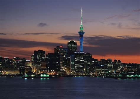 Visit Auckland On A Trip To New Zealand
