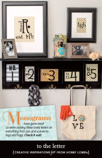 hobby lobby project   letter monogram iron  initial letter personalized baby shoe